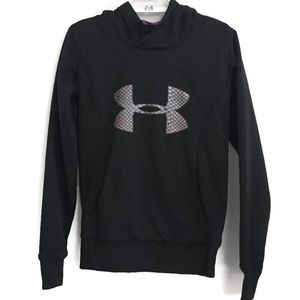 Under Armour Storm Semi-Fitted Hoodie Size XS